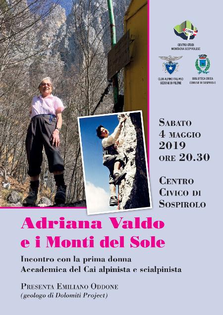 Adriana Valdo e i Monti del Sole